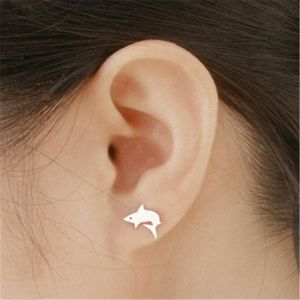 🦈 New list!🦈 Dainty shark earrings